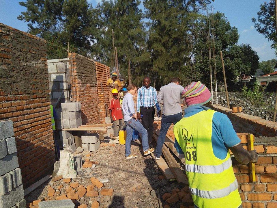 RDC: DLM, une société de construction et chantier