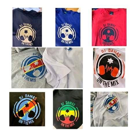 RDC: Un jeune entrepreneur crée sa marque imprimée sur T-shirt à Goma