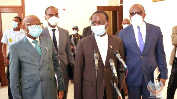 """RDC : """"Nous aurons difficile à réaliser le budget 2020 qui a été voté suite aux effets du Covid-19 """" (Ilunga Ilunkamba)"""