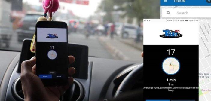 RDC: des jeunes de Goma lancent l'application «TaxiON», conçue pour résoudre les problèmes liés au transport urbain