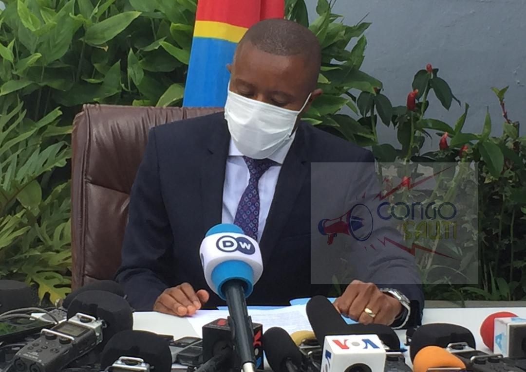 Nord-Kivu/Covid-19 : le gouvernement provincial met en garde les opérateurs économiques qui tenteraient de hausser les prix des produits sur le marché