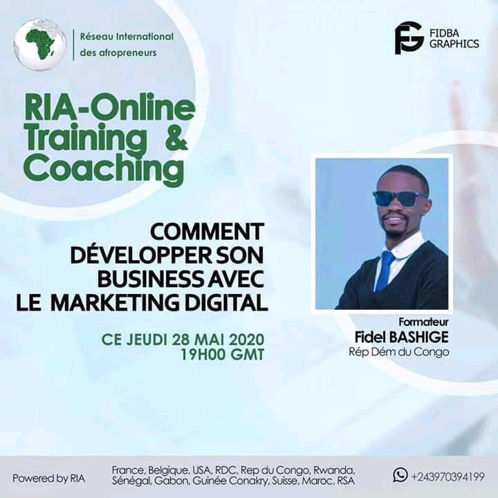 Entrepreneuriat : Une série de formation et coaching mise en ligne pour aider les entrepreneurs