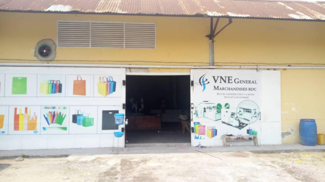 RDC : Une usine de fabrication des emballages biodégradables en voie de fermer déplore le laxisme du gouvernement