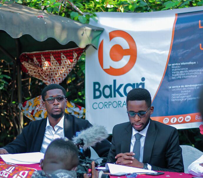 """RDC : l'agence de la technologie et de communication """"Bakari Corporation"""" lance officiellement ses activités à Goma"""