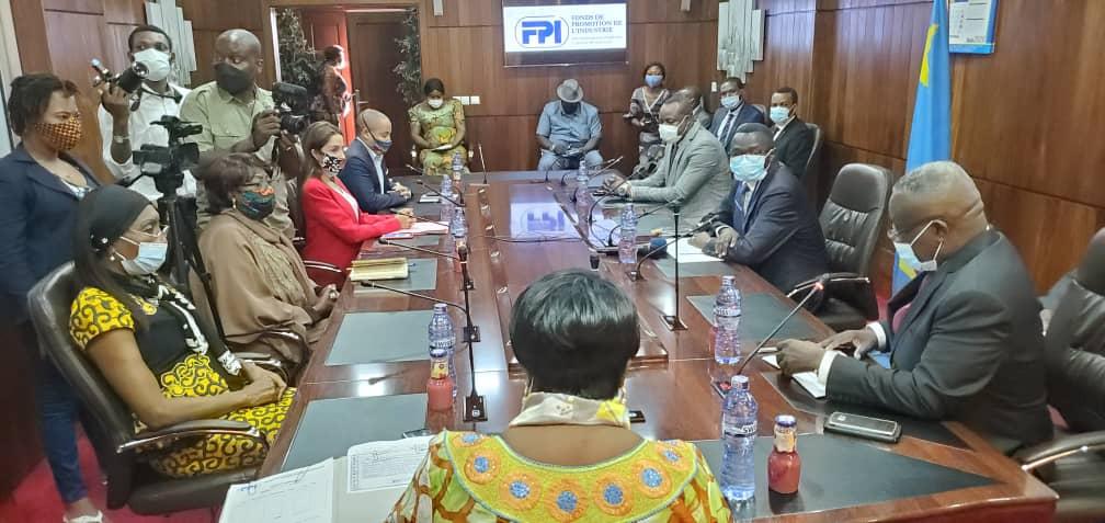 RDC : Le gouvernement finance un deuxième lot d'entreprises affectées par la covid-19