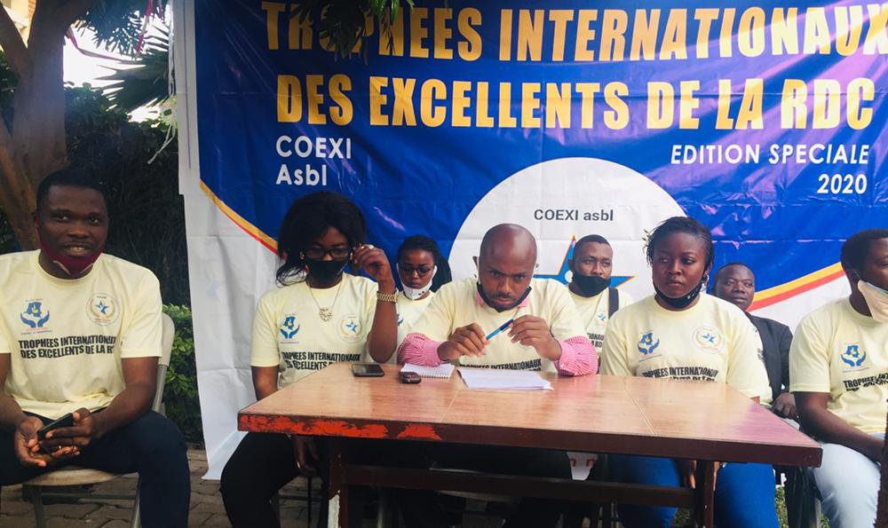 """Nord-Kivu : Coexi annonce la remise des trophées aux excellents qui ont """"valorisé l'image positive de la province"""" ce dimanche"""